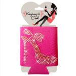 Cooler Hot Pink Shoe