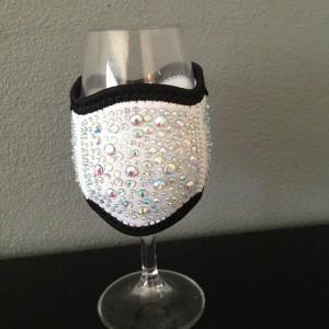 Champagne or Tasting Glass - White