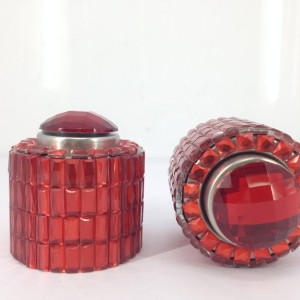 Popper 'Luxe' Red