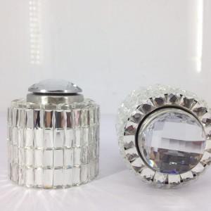 Popper 'Luxe' Silver