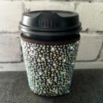 Coffee Cosie - Dark Brown