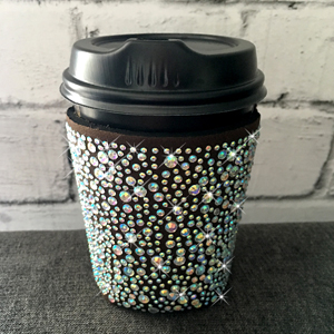 Winestoppers - Black Coffee Cup Cooler 300 x 300dpi
