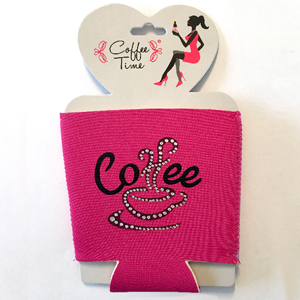 Winestoppers - Pink Coffee Cup Cooler 2 300 x 300dpi