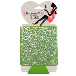 Winestoppers-Cooler-Green-diamonte